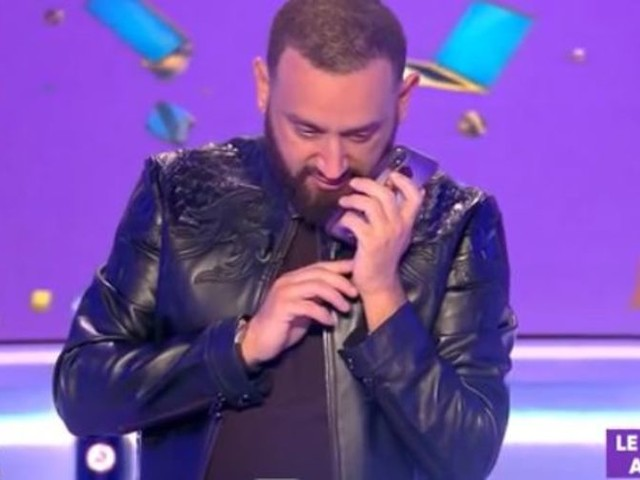 VIDEO. TPMP : l'appel très mignon du fils de Cyril Hanouna en direct