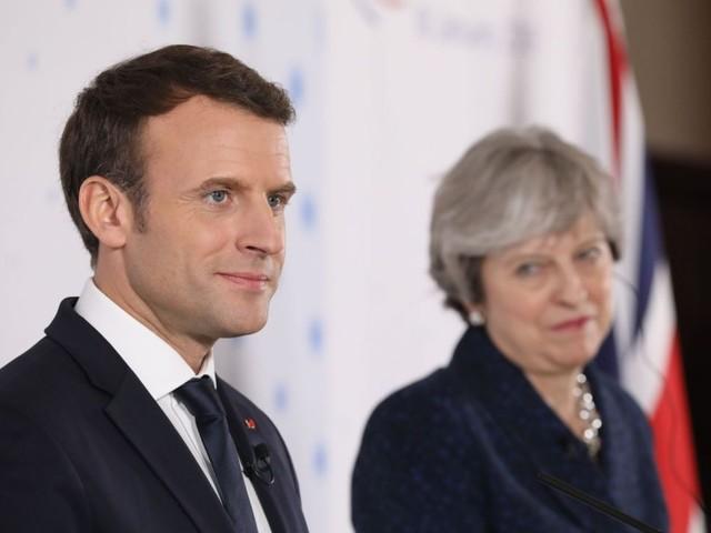 Nouveau traité sur le contrôle de l'immigration entre la France et le Royaume-Uni