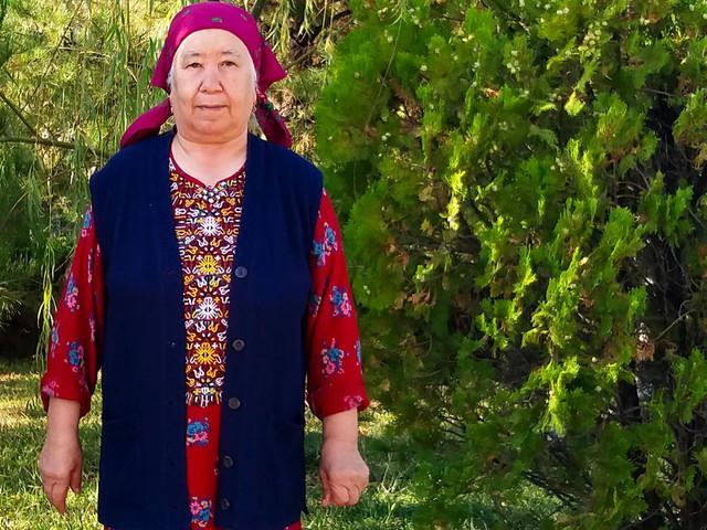 Au Turkménistan, une retraitée devenue journaliste malgré le danger