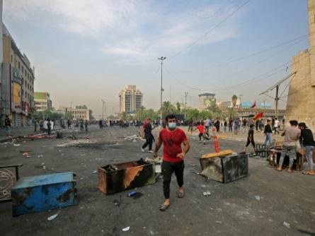 Journée de violence en Irak, 30 morts en trois jours de manifestations
