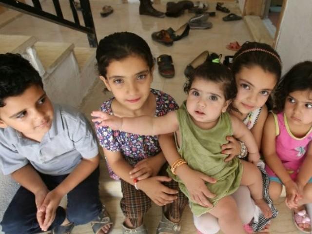 En Jordanie, une ONG rénove des logements et installe des réfugiés