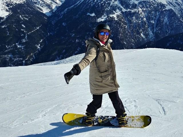 Sélection pour le snowboard