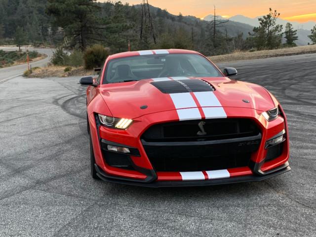 Ford Mustang Shelby GT500 : notre essai en exclusivité