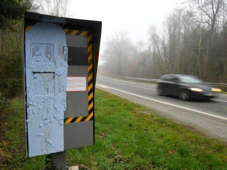 """""""Gilets jaunes"""": """"près de 60%"""" des radars routiers dégradés"""