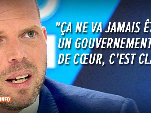 """Francken affirme que Magnette a fait volte-face après un accord avec la N-VA: """"Le PS doit utiliser la tête, pas seulement le cœur"""""""