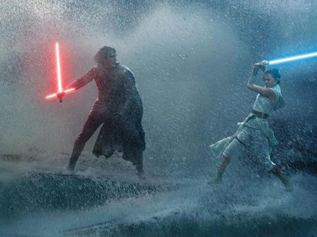 Star Wars 9 : Un combat entre Kylo Ren et Rey sur le Faucon Millenium ?