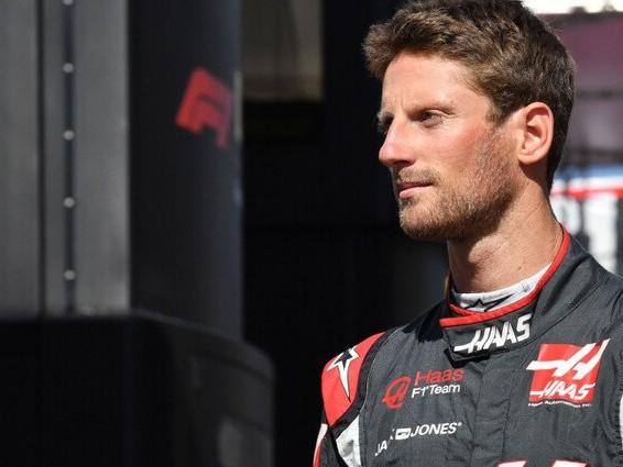 F1 – GP de France : Grosjean en démonstration au volant d'une Mercedes