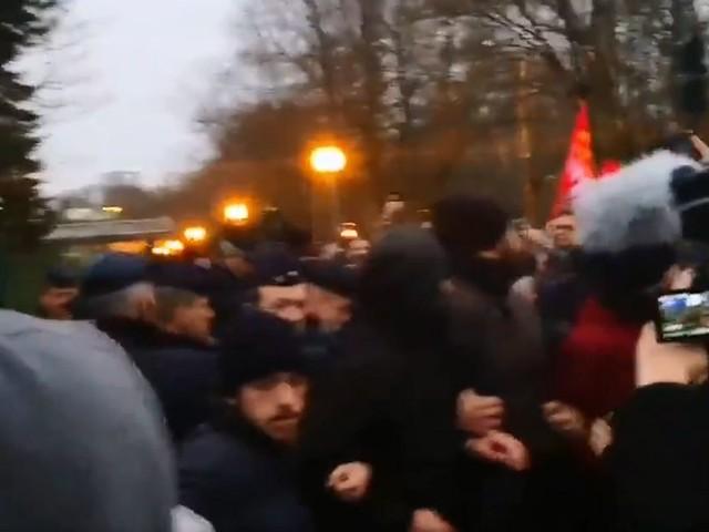 À Rennes, des dizaines de CRS mobilisés pour permettre la tenue d'épreuves du bac