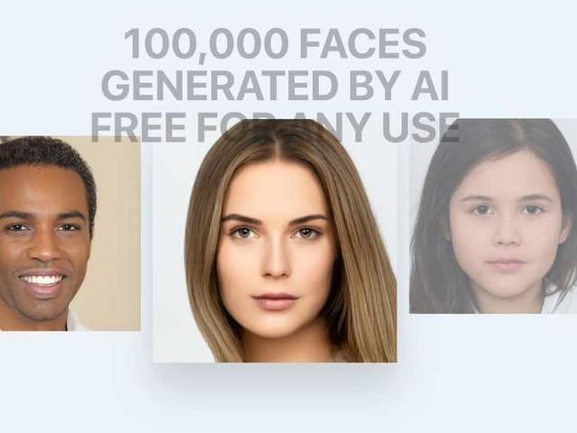 Cette intelligence artificielle a généré 100 000 visages utilisables gratuitement