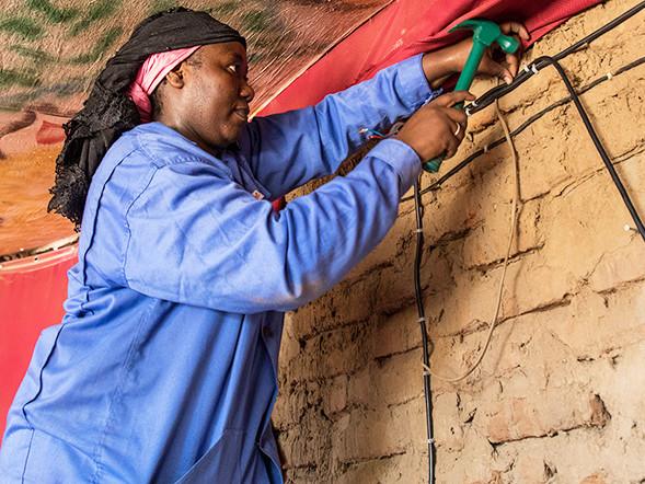 Autonomisation des femmes : «Les Femmes, l'Entrepreneuriat et le Droit 2020» selon la BM