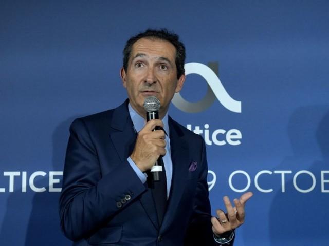 Patrick Drahi va contrôler 92% du capital d'Altice Europe