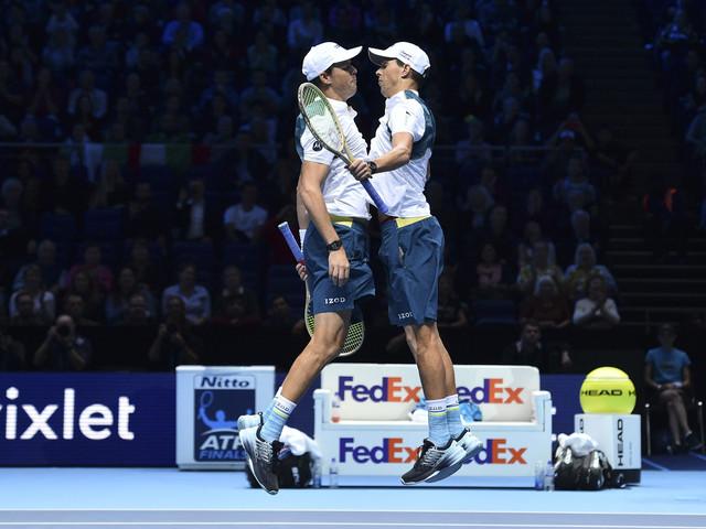 Double messieurs: les frères Bryan prendront leur retraite en 2020 après l'US Open