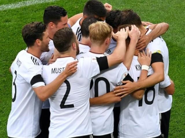 Coupe des Confédérations: l'Allemagne démarre par une victoire contre l'Australie