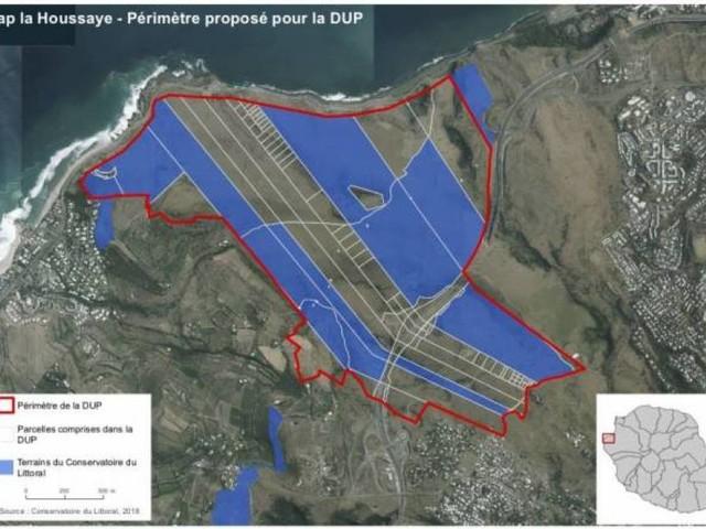 Cap la Houssaye-Eperon : la Région vote une motion demandantle retrait du projet d'expropriation