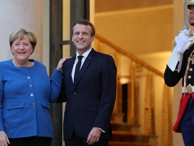 Toulouse : Emmanuel Macron retrouve Angela Merkel chez Airbus ce mercredi