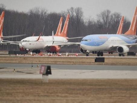 Boeing 737 MAX - L'homologation du Boeing 737 MAX repoussée en mai à cause du coronavirus