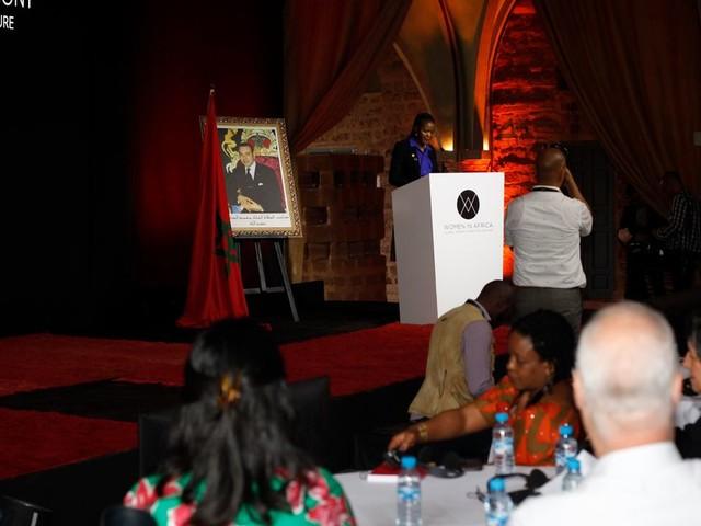 """Sommet Women in Africa: """"L'Afrique n'est pas un objet de charité mais un endroit où faire du business"""""""