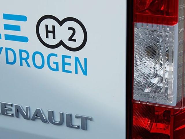 Actualité : Renault met de l'hydrogène dans ses véhicules utilitaires Kangoo et Master Z.E.