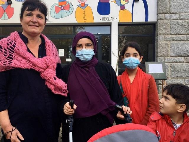 Rennes : de retour de Kaboul, ces élèves retrouvent le chemin de l'école
