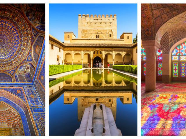 Tour du monde en 15 monuments des merveilles de l'architecture islamique