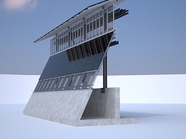 Trump imagine un mur de panneaux solaires à la frontière mexicaine, est-ce que ça tient la route?