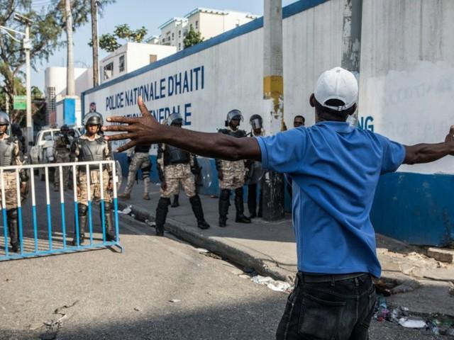 Crise en Haïti: faible mobilisation de l'opposition après la signature de l'accord