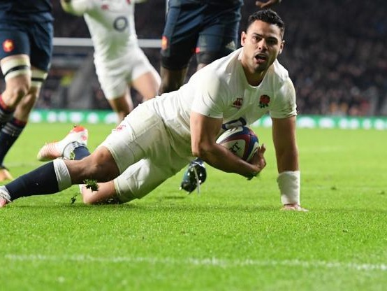 Rugby - ANG - Ben Te'o, absent au moins un mois, manquera les test matches de novembre