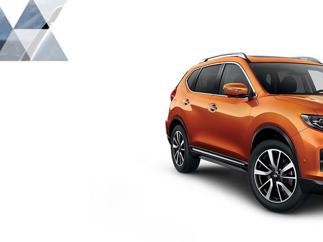 Votre Nouveau Nissan X-TRAIL à 299€/mois sans condition
