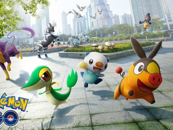 Pokémon Go : Le Safari Zone européen aura lieu à Liverpool