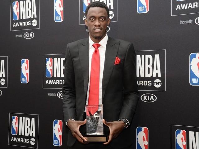 NBA-Pascal Siakam: «C'était une saison de rêve»