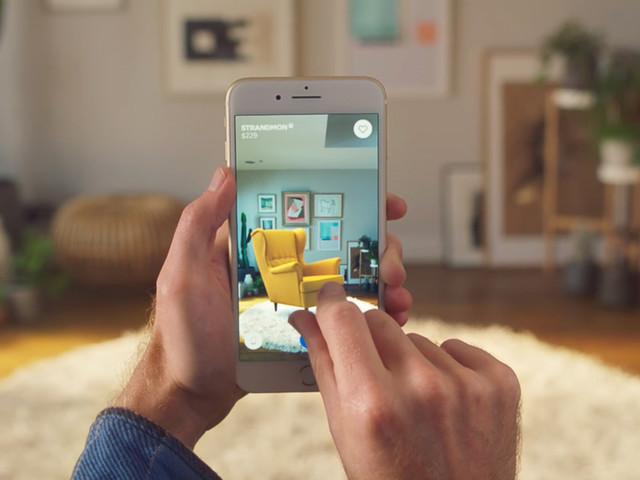 Grâce à ARKit, IKEA va-t-il démocratiser la réalité augmentée pour de bon ?