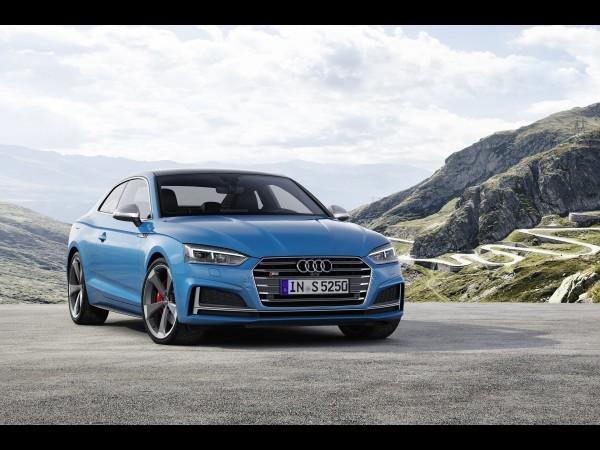 Un diesel pour l'Audi S5 (2019)