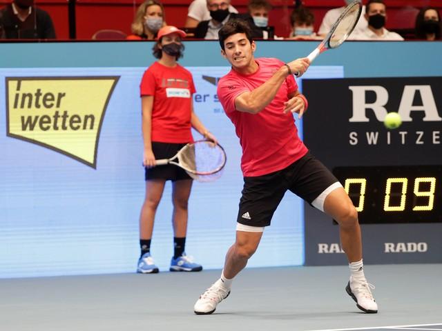 ATP 250 Estoril : après Shapovalov, c'est Garin qui chute aux portes du dernier carré