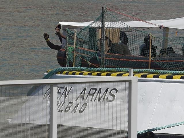 La France s'engage à accueillir 40 migrants de l'Open Arms