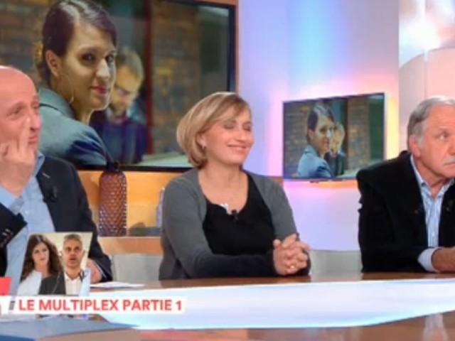 Jean-Michel Aphatie répond à Thierry Ardisson de manière... explicite