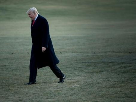 """Etats-Unis: Donald Trump s'investit pour éviter un """"shutdown"""""""