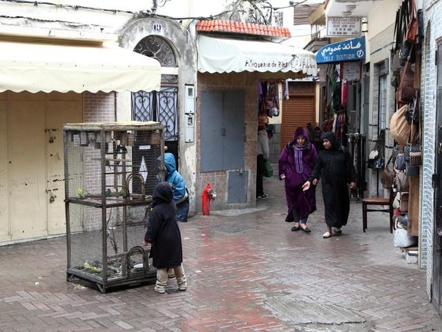 Alerte météo: Fortes pluies et rafales de vents dans le nord du Maroc vendredi