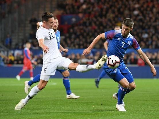 Foot - Bleus - Florian Thauvin (Bleus) forfait contre l'Allemagne