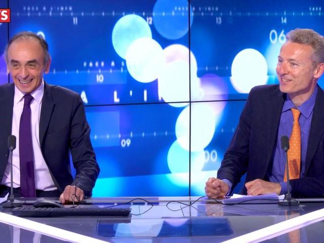 Audiences des chaînes d'info: CNews devant BFMTV lundi, une première