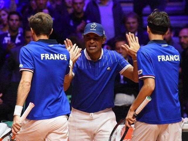 Coupe Davis : Mahut et Herbert maintiennent la France en vie