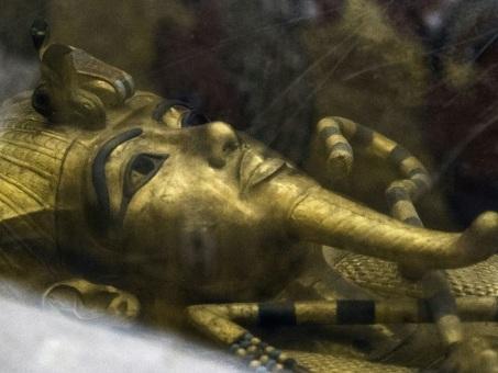 Le trésor de Toutankhamon: de l'or et des énigmes