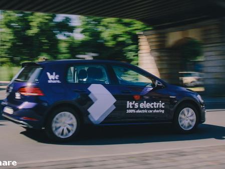 Volkswagen accélère dans l'autopartage