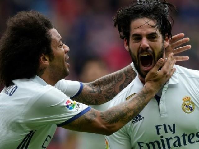 Espagne: le Real engrange avant le clasico, le Barça inquiète
