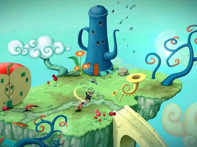 Figment : le superbe jeu d'aventure a une date de sortie sur iOS (trailer)
