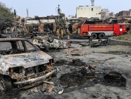 Violences intercommunautaires à Delhi: Modi appelle au calme