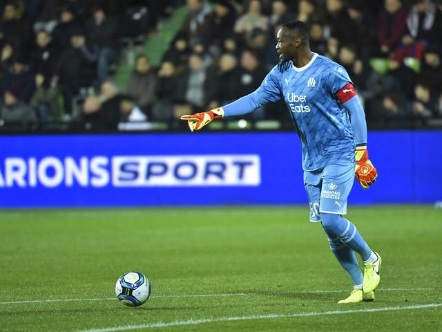 Football - Ligue 1 - L'OM récupère Mandanda pour son choc à Rennes
