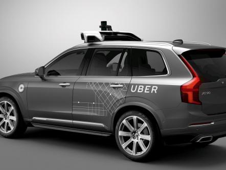 Uber commande 24 000 véhicules autonomes pour remplacer ses chauffeurs