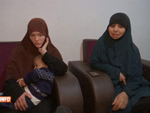 Deux veuves de djihadistes belges interpellées en Turquie: la Belgique va demander leur extradition