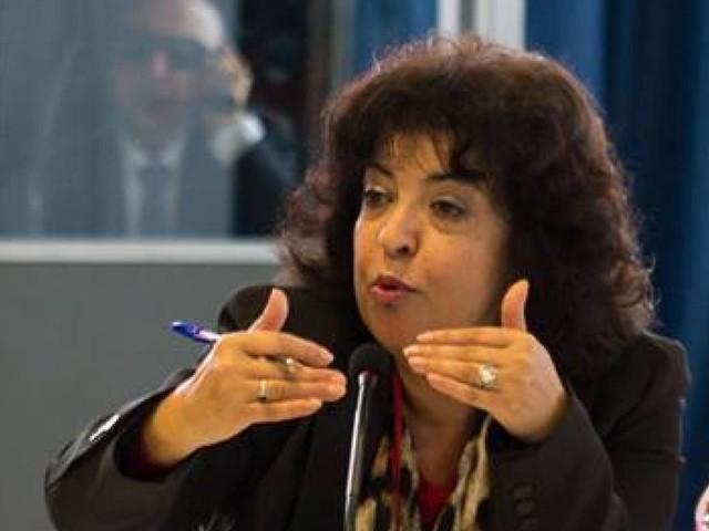 """Fouzia Assouli: """"Avec ce gouvernement, on continue de surfer sur le machisme"""" (INTERVIEW)"""