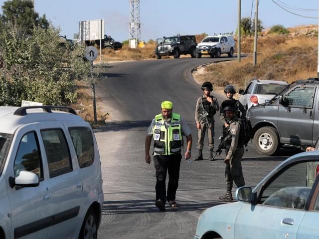 Israël et Territoires palestiniens : multiplication des accrochages aux frontières